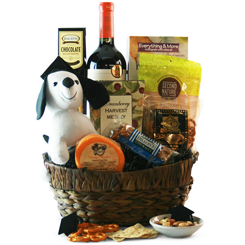 Superstar Graduation Gift Basket