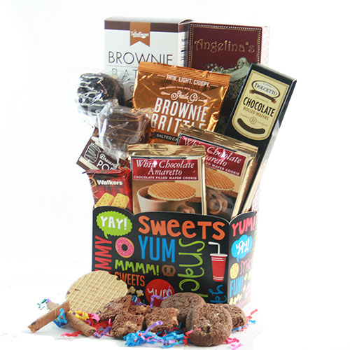 Sweet Cookie Extreme Cookie Gift Basket