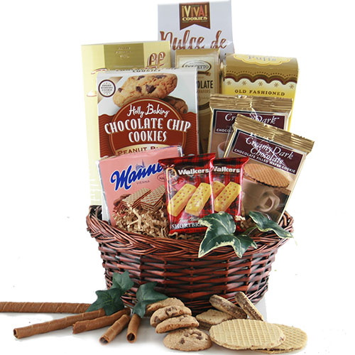 Sweet Dreams Candy Gift Basket