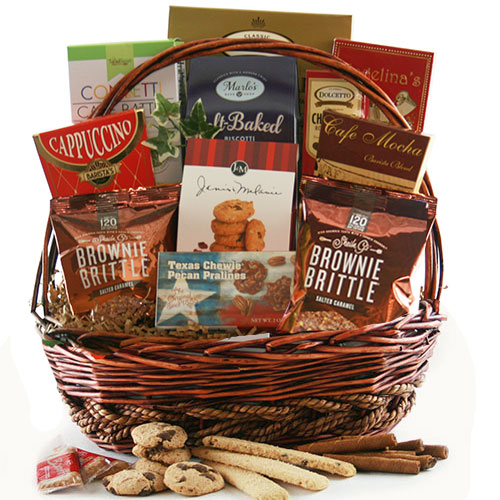 Sweet Success Corporate Gift Basket