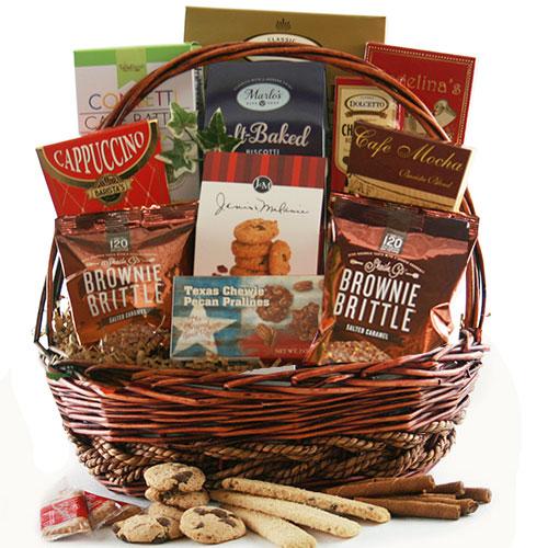 Sweet Success Corporate Gift Basket