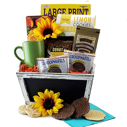 Sweet Tooth Cookie Gift Basket