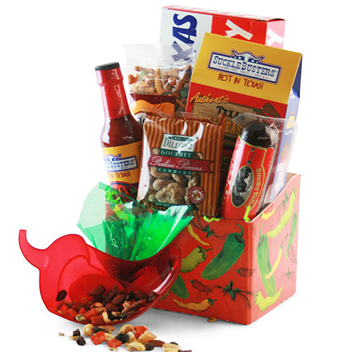Southwest Sizzler Texas Gift Basket