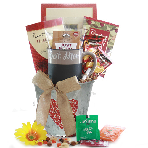 Mothers Day Tea Time Gift Basket