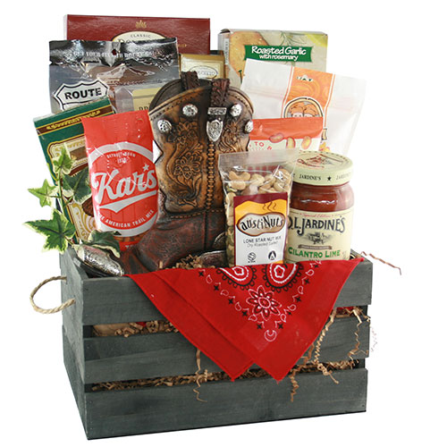 Texas Hospitality Texas Gift Basket