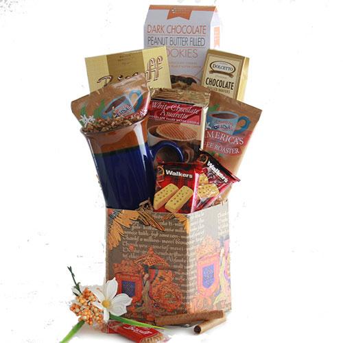 Thanks Galore! Thank You Gift Basket