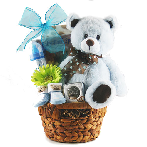 Thats my Boy Baby Gift Basket