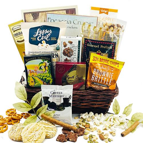Timeless Gourmet Gift Basket