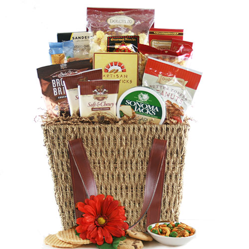Top Notch Gourmet Gift Basket