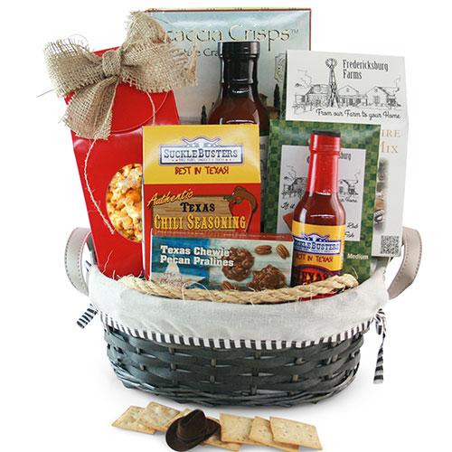 Totally Texas Texas Gift Basket