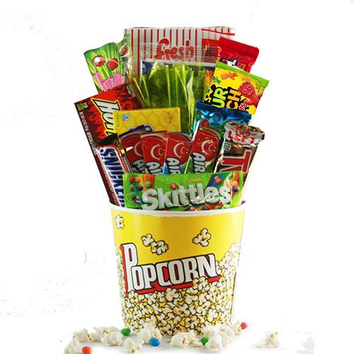 Movie Night Madness Candy Gift