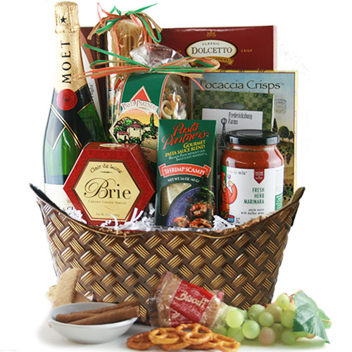 Tuscany Italian Gift Basket