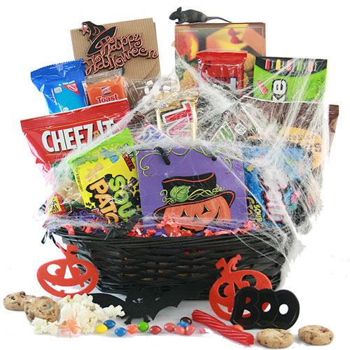 Halloween Gift Basket Ideas For Adults.Ultimate Halloween Halloween Gift Basket