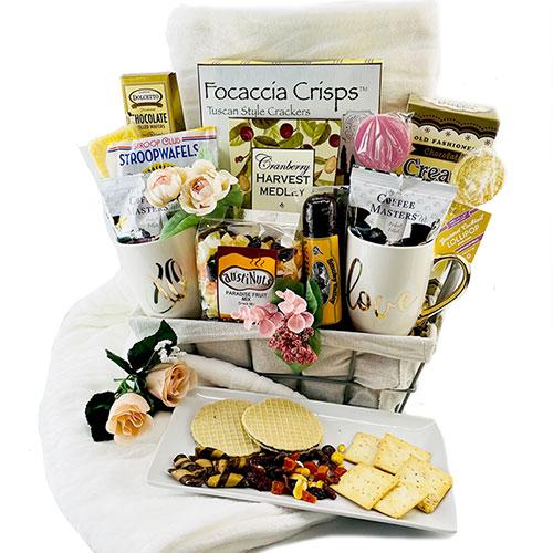 Wedding Celebrations Wedding Gift Basket