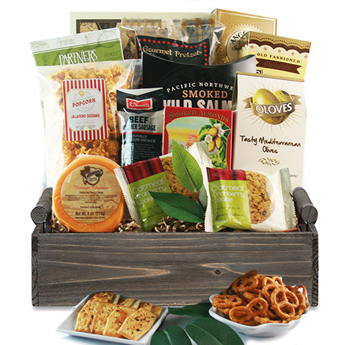 Welcome Home Housewarming Basket