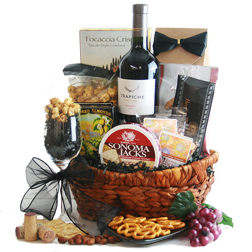 World Class Dad Fathers Day Gift Basket