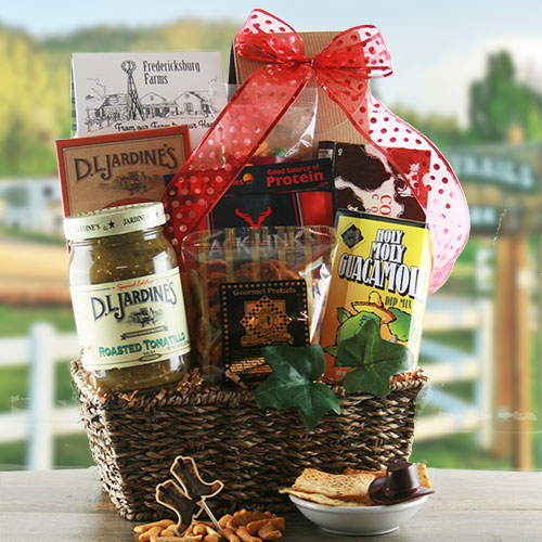 Trailblazer – Texas Gift Basket