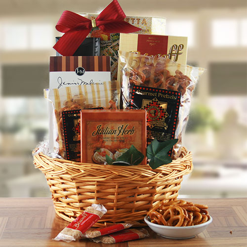 Special Times – Gourmet Gift Basket
