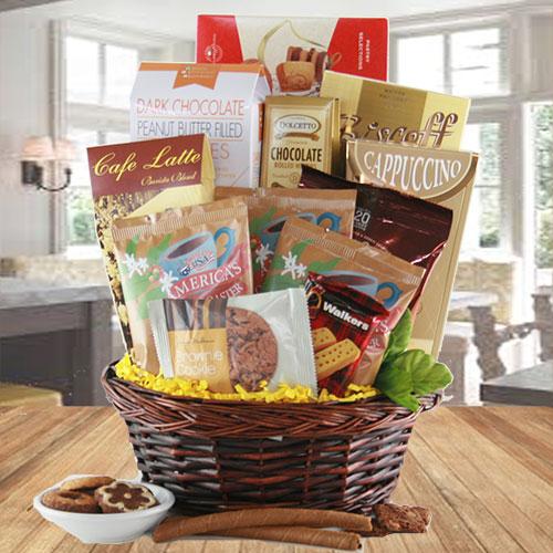 Indulgent Gourmet – Gourmet Gift Basket
