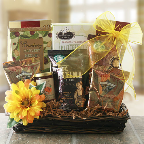 Hearty Breakfast – Breakfast Gift Basket