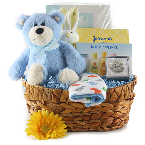 Baby Gift Baskets International Delivery : Special delivery baby gift basket baskets
