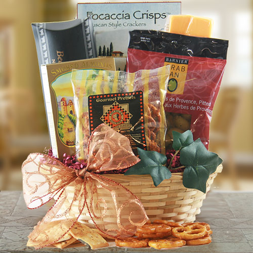 Sincere Thanks – Thank You Gift Basket