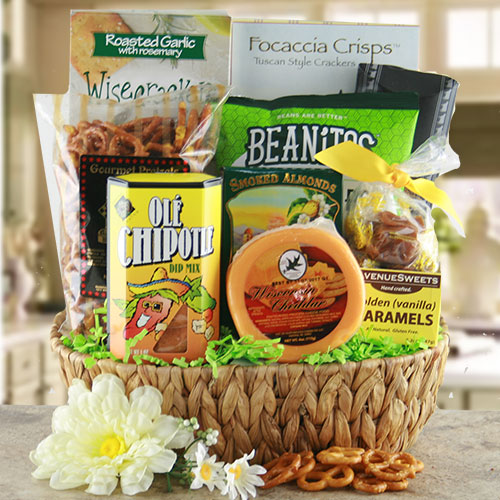 Art of Snacking – Snack Gift Basket