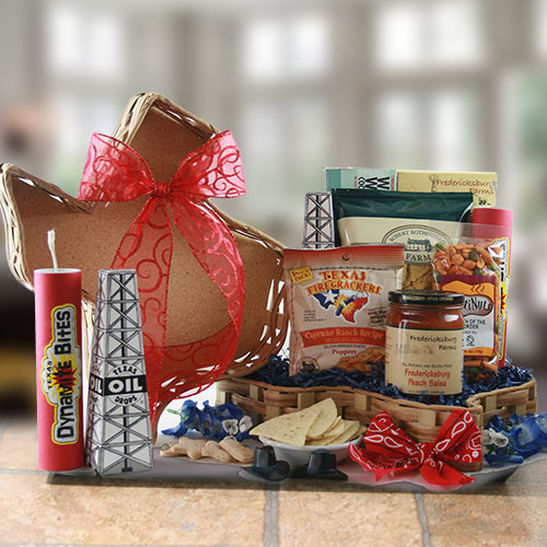 Texas Hill Country – Wine Gift Basket