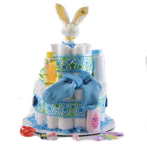 Its a Boy - Baby Diaper Cake