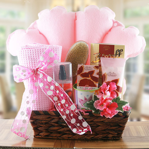 Just Relax – Spa Gift Basket
