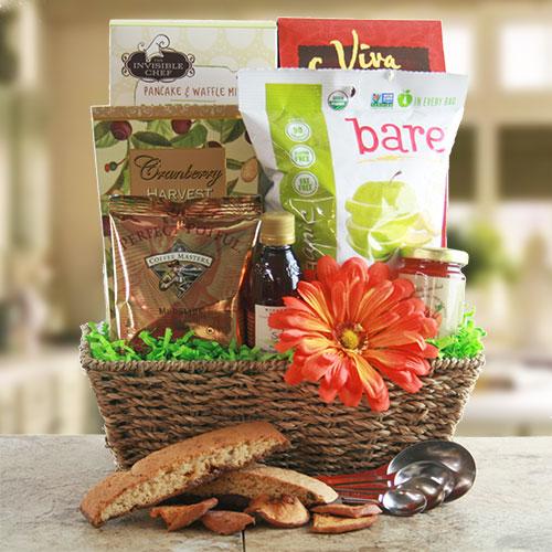 Morning Sunshine - Breakfast Gift Basket