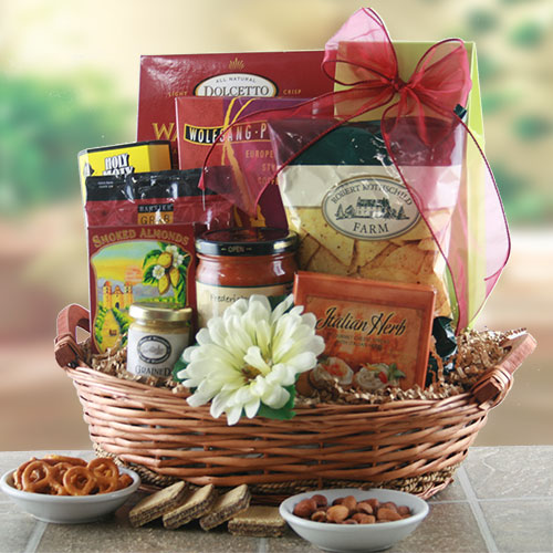 Savory Fare - Gourmet Gift Basket