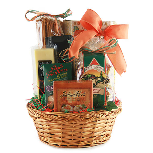 Italian Caf? - Italian Gift Basket
