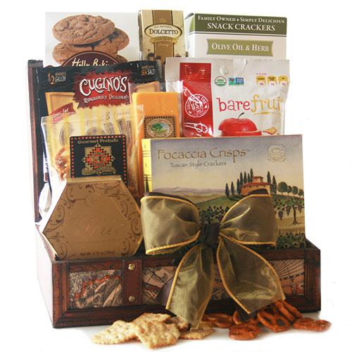 Elegant Expressions - Gourmet Gift Basket