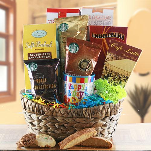 Birthday Celebrations - Brithday Gift Basket