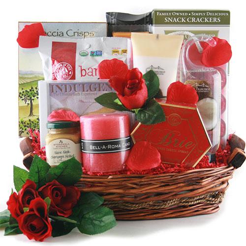 Date Night - Anniversary Gift Basket