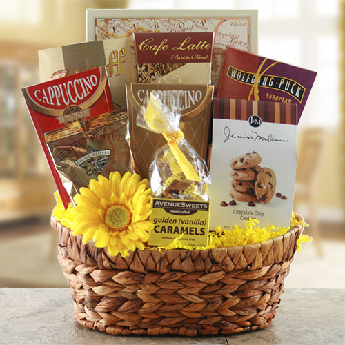 For the Love of Coffee – Coffee Gift Basket