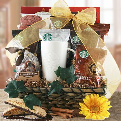 Starbucks Overload – Starbucks Gift Basket