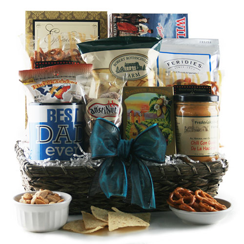 Image Best Dad Ever - Fathers Day Gift Basket