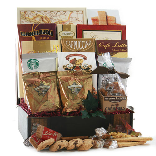 Around The World in 12 Coffees – Coffee Gift Basket