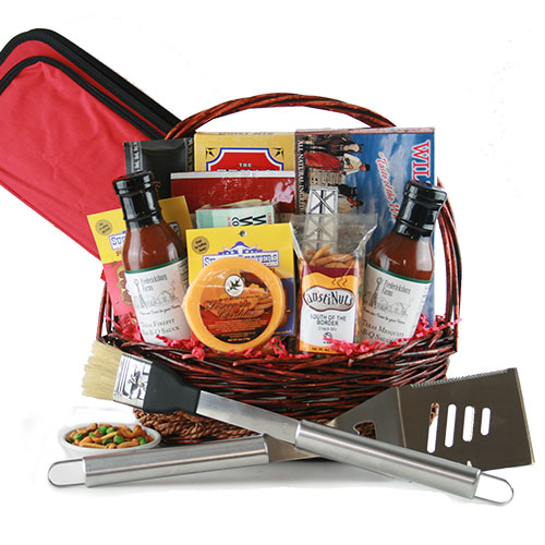 Barbeque Extravaganza - Grilling Gift Basket