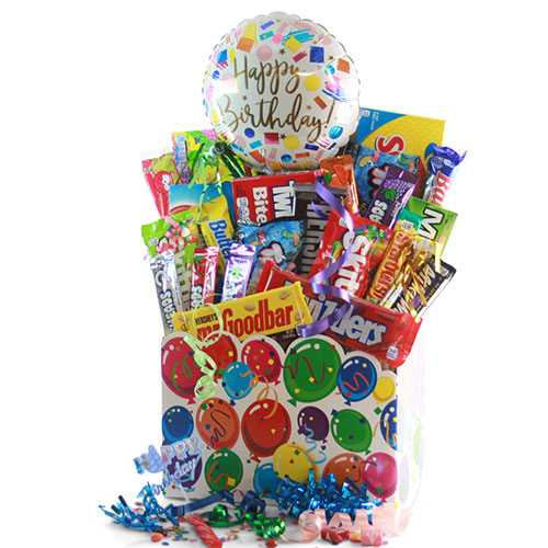 Birthday Gift Baskets : Best birthday gift basket