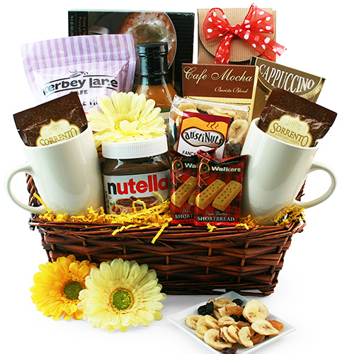 Breakfast for Two – Gourmet Gift Basket