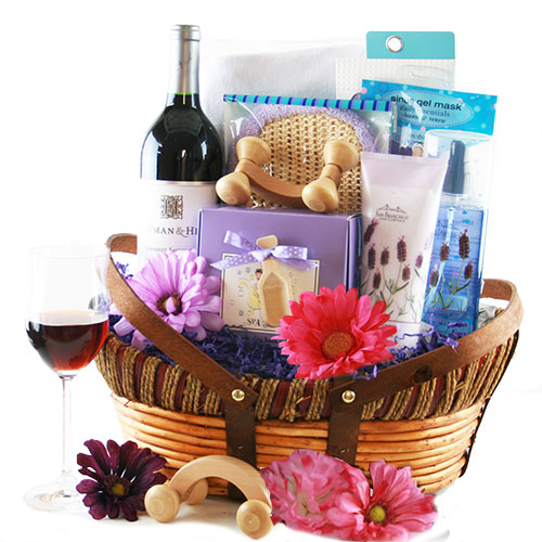 Celebrate Mom – Mothers Day Gift Basket