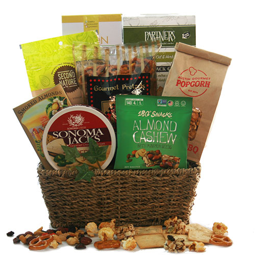 Classic Snack – Snack Gift Basket
