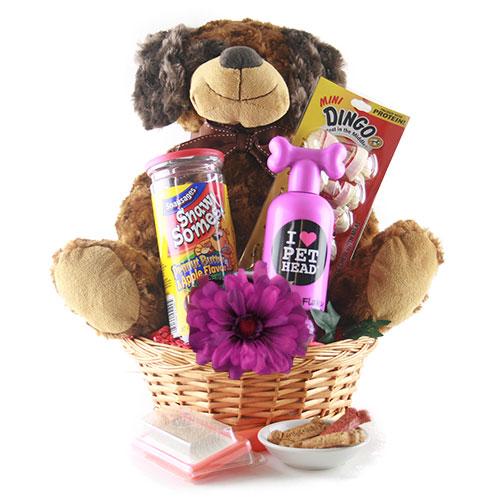 Dog Eat Dog World - Dog Gift Basket ShopFest Money Saver