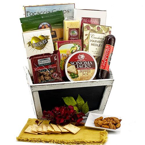 Gourmet Goodness – Gourmet Gift Basket