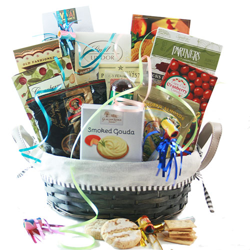 Happy Birthday – Birthday Gift Basket
