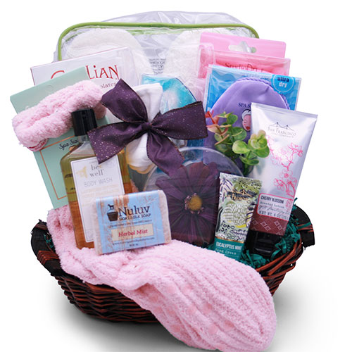 Just Relax - Spa Gift Basket