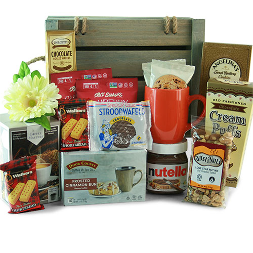 Food Gift Baskets For New Parents